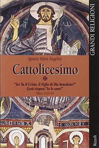 Cattolicesimo. «Sei tu il Cristo, il figlio: M. Ignazia Angelini