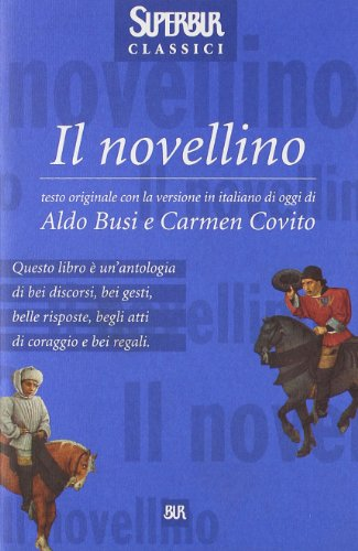 9788817150613: Il novellino (Superbur classici)