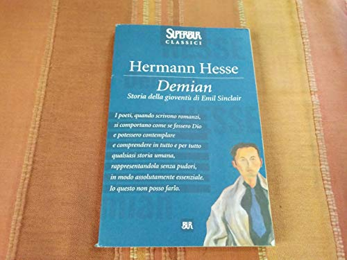 9788817150965: Demian (Superbur classici)