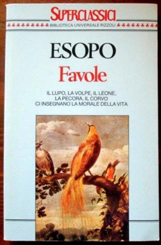 Favole (Superclassici): Esopo