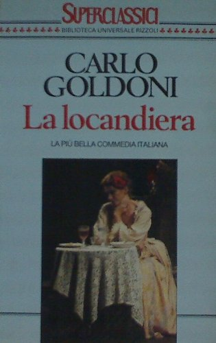 La Locandiera (Italian Edition): Goldoni, Carlo