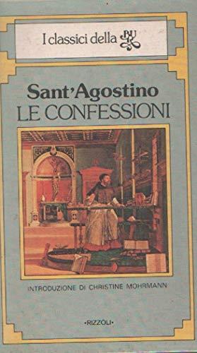 Le Confessioni. La via interiore per arrivare: Sant'Agostino.