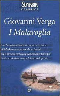 9788817153232: I Malavoglia (Superbur classici)
