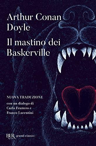 9788817153508: Il mastino dei Baskerville