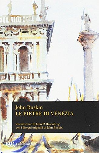 9788817165846: Le pietre di Venezia (Classici)