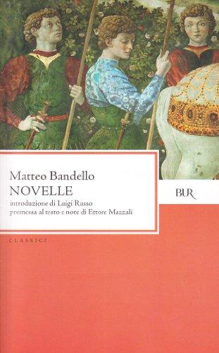 9788817167482: Novelle