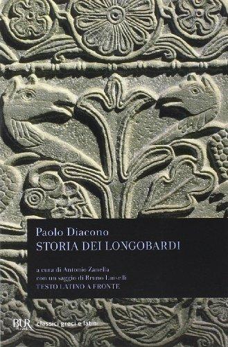 9788817168243: Storia dei longobardi. Testo latino a fronte