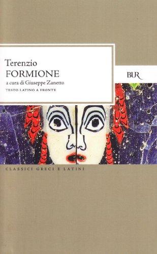 Formione.: Terenzio.