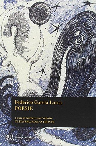 9788817170420: Poesie. Testo spagnolo a fronte