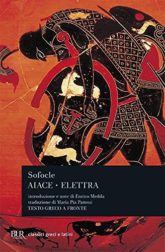 9788817171113: Aiace-Elettra