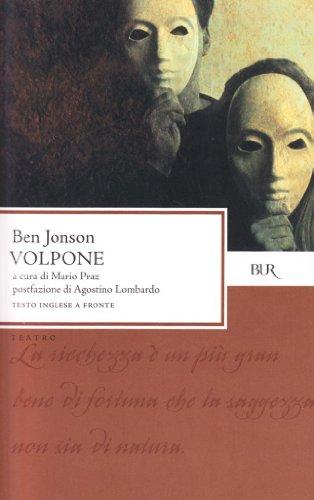 Volpone.: Jonson,Ben.