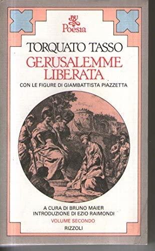 Gerusalemme liberata. Due volumi: Tasso, Torquato