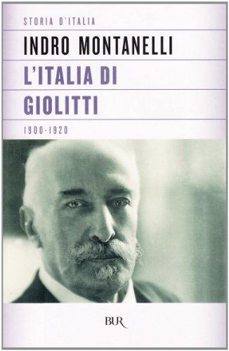 9788817258302: L'Italia DI Giolitti (Italian Edition)