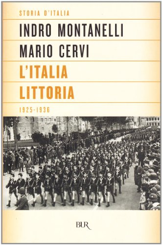9788817258432: L'Italian Littoria