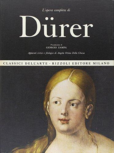 L opera completa di Dürer: Dürer, Albrecht