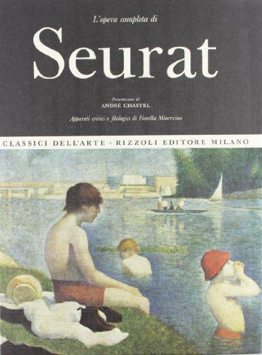 L'opera completa di Seurat.: Minervino,Fiorella.