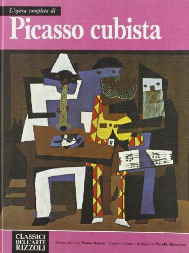 L'opera completa di Picasso cubista.: Minervino,Fiorella. Russoli, Franco.