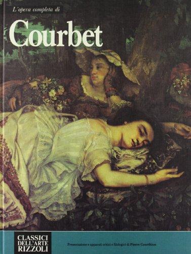 L'opera completa di Courbet (Classici dell'arte) (Italian Edition) (8817274119) by Gustave Courbet