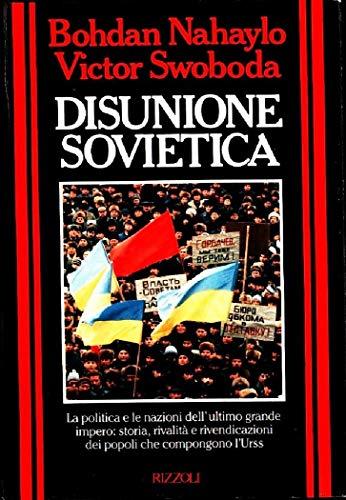9788817331722: Disunione Sovietica