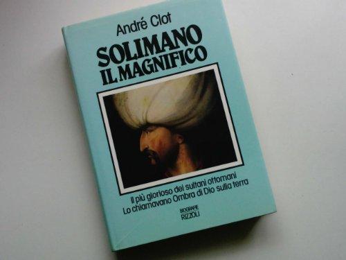 9788817360937: Soliman Il Magnifico