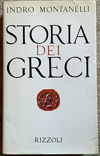 9788817427050: Storia dei greci