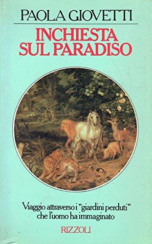 Inchiesta sul Paradiso.: Giovetti,Paola.