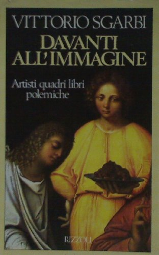 9788817537551: Davanti all'immagine