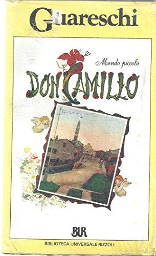 9788817654128: Don Camillo-Mondo piccolo
