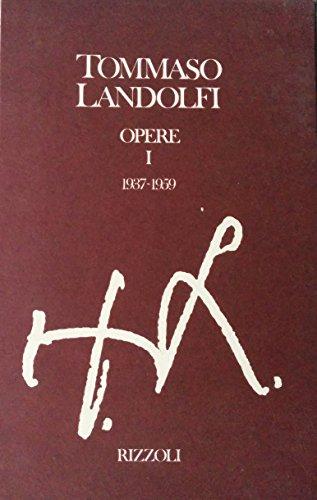 Opere (Classici contemporanei Rizzoli) (Italian Edition) (8817663948) by Tommaso Landolfi