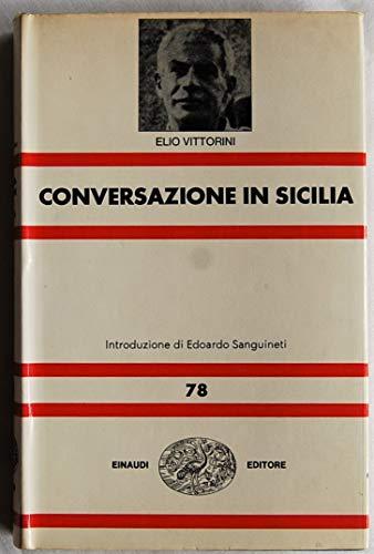 9788817669207: Conversazione in Sicilia (Scala italiani)