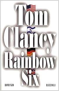 Rainbow Six.: Clancy,Tom.