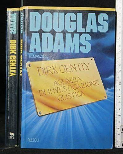 9788817695046: Dirk Gently. Agenzia di investigazione olistica