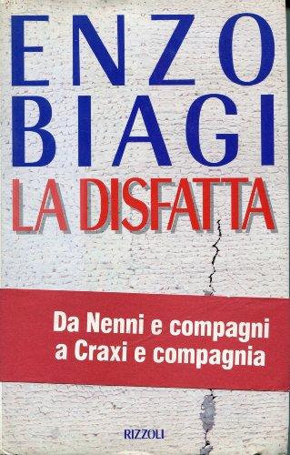 9788817842723: La disfatta (Italian Edition)