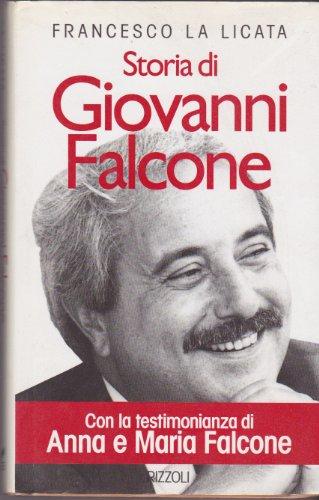 9788817842730: Storia di Giovanni Falcone (Varia saggistica italiana)