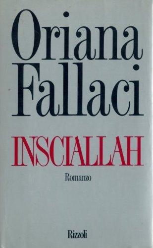 9788817853743: Insciallah: Romanzo (Italian Edition)