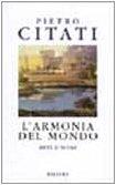 9788817860062: L'Armonia Del Mondo