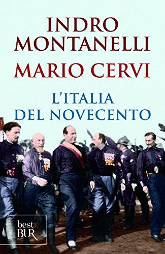 9788817864022: Italia Del Novecento (Italian Edition)