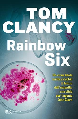 9788817865654: Rainbow six (Superbur)