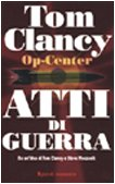 {Italian Hardback}Op-Center Atti di Guerra (9788817868778) by Tom Clancy