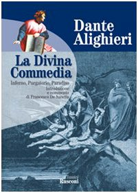 9788818011975: La Divina Commedia. Inferno-Purgatorio-Paradiso