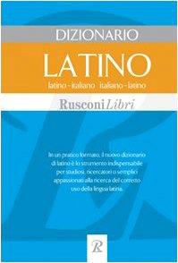 9788818013856: Dizionario latino. Latino-italiano, italiano-latino