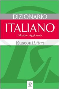 9788818013917: Dizionario Italiano Edizione Aggiornata Rusconi Libri