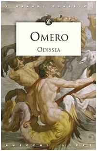 9788818016475: Odissea (I grandi classici)