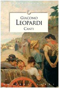 9788818018127: Canti (I grandi classici)