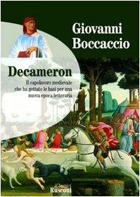 Decameron: Boccaccio, Giovanni