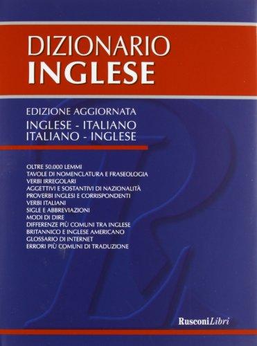 9788818027761: Dizionario inglese
