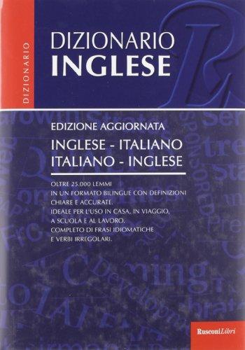 9788818028287: Dizionario inglese