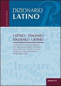 9788818029185: Dizionario latino (Dizionari medi)