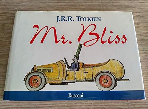 9788818120059: Mr. Bliss (Opere di Tolkien)
