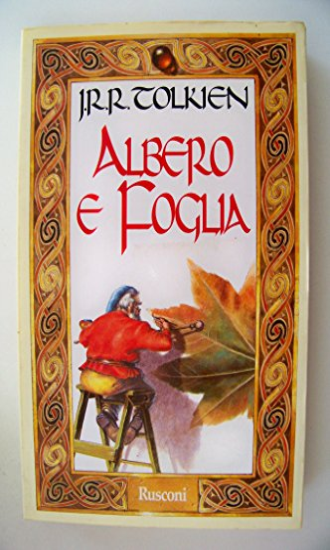 9788818122459: Albero e foglia (Opere di Tolkien)